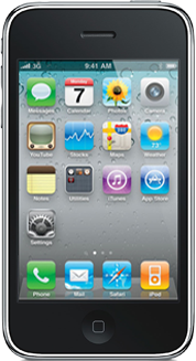 iphone 3gs image